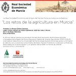 """""""Los retos de la agricultura en Murcia"""""""